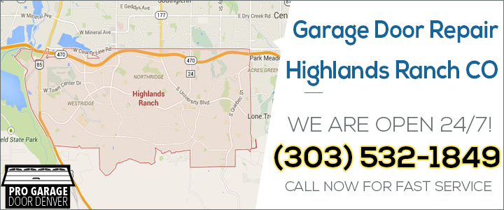 Highlands Ranch CO
